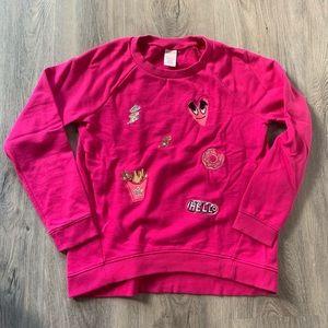 Gymboree Patch Sweatshirt